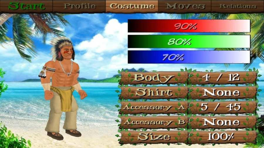 失事:海岛生存模拟截图1