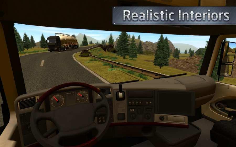 欧洲卡车司机截图1