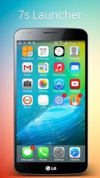 7S Phone Launcher截图0