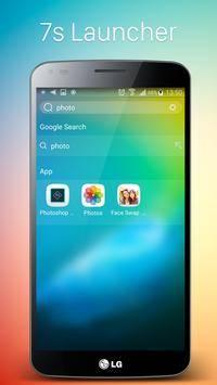 7S Phone Launcher截图1