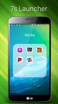 7S Phone Launcher截图2