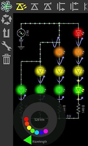 电路模拟器截图2