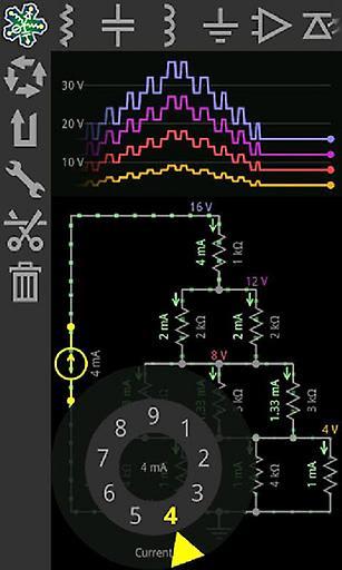 电路模拟器截图3