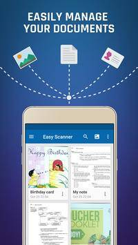 Easy Scanner - Camera to PDF截图1
