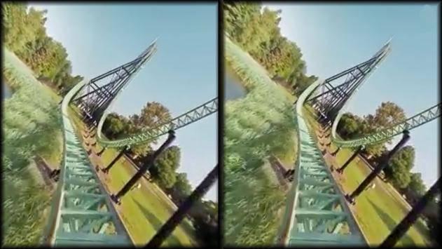 VR Thrills: Roller Coaster 360截图4