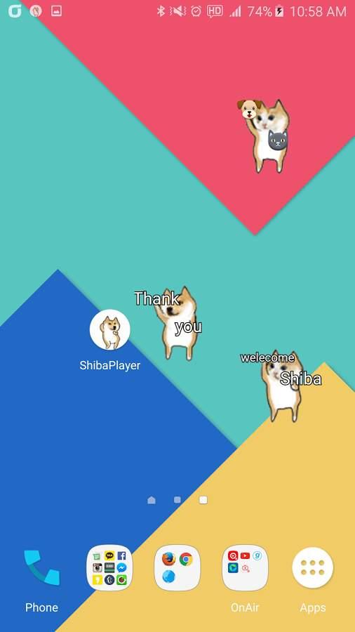 跳舞柴犬:Dancing截图2