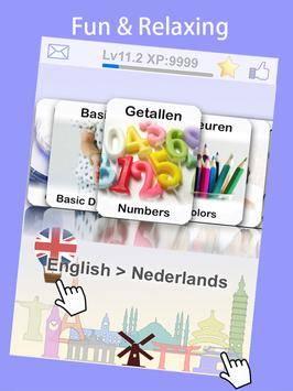 Learn&Read Dutch Travel Words截图5