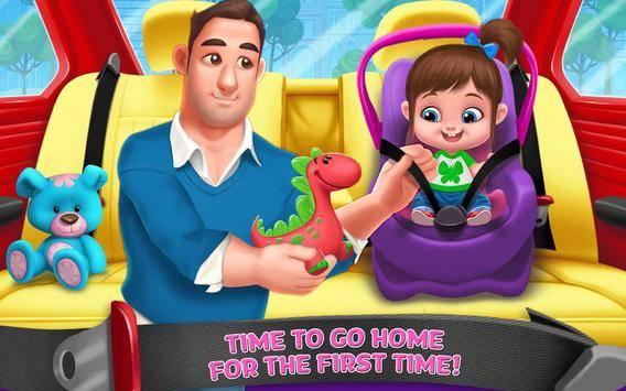 Crazy Nursery - Baby Care截图2