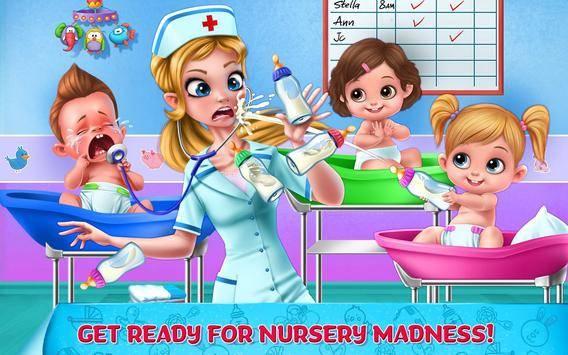 Crazy Nursery - Baby Care截图4