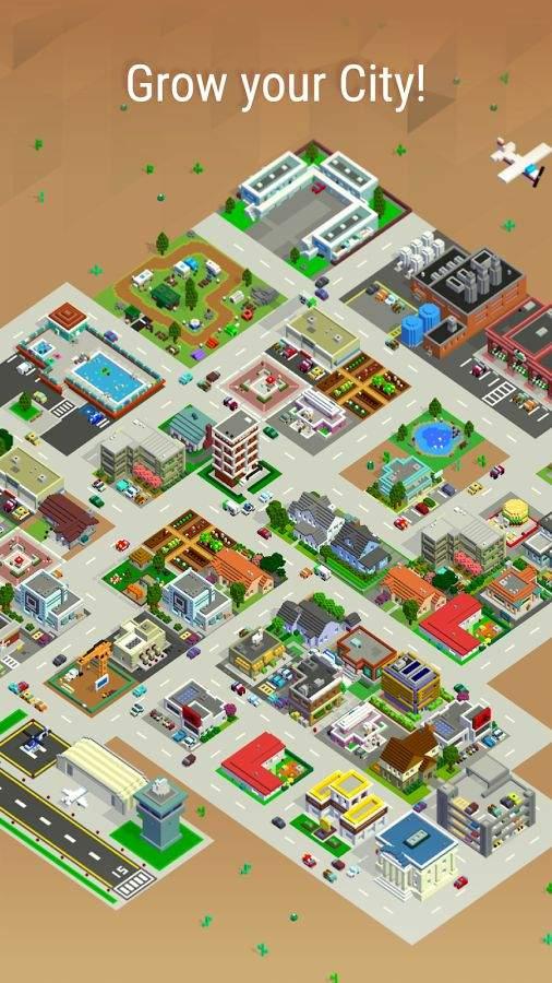像素城市截图1