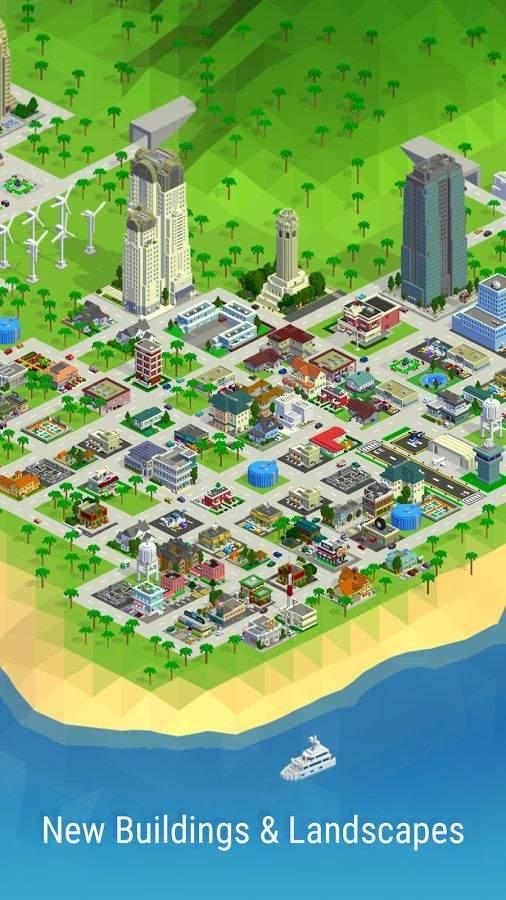 像素城市截图2