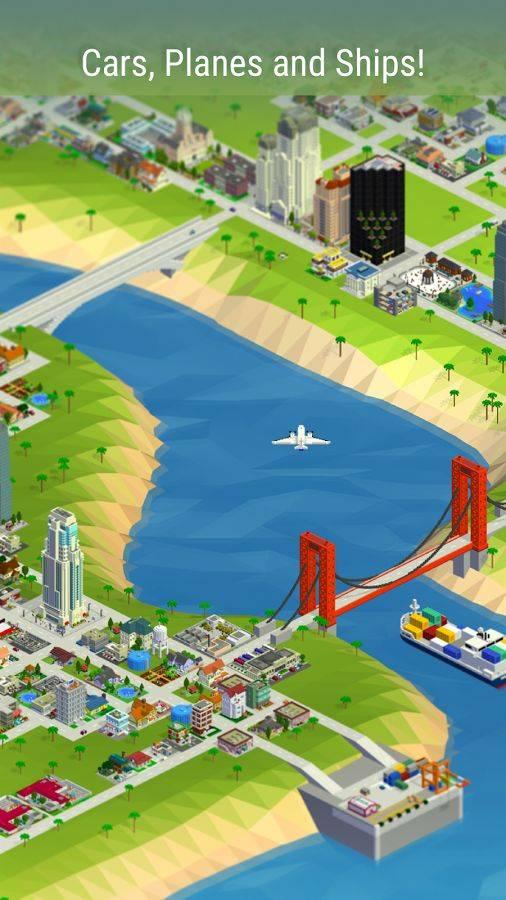 像素城市截图3