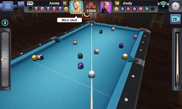 3D Pool Ball截图0