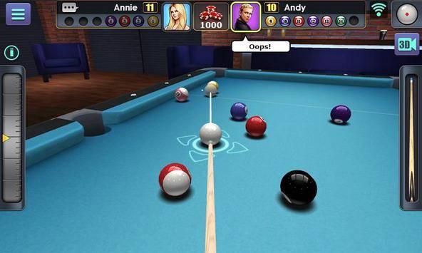 3D Pool Ball截图1