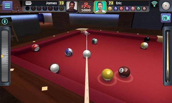 3D Pool Ball截图3