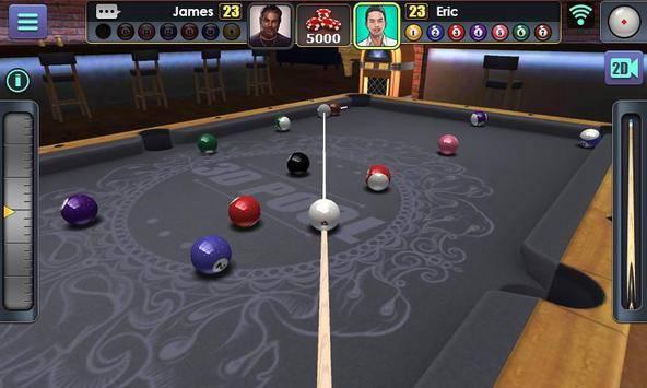 3D Pool Ball截图4