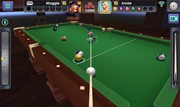 3D Pool Ball截图7