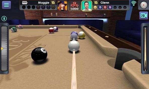 3D Pool Ball截图9