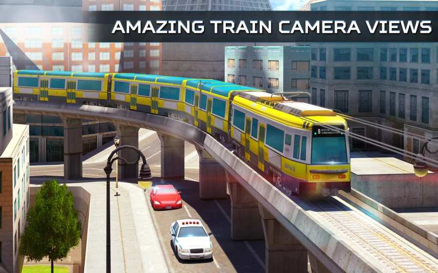 模拟火车2017截图1