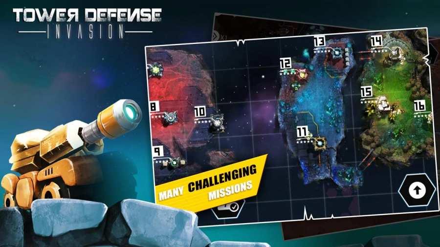终极塔防:入侵截图3