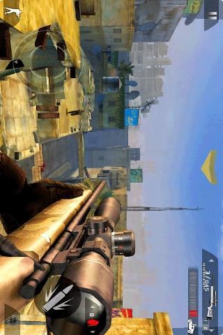 现代战争 2: 黑色飞马 Galaxy S专版截图1