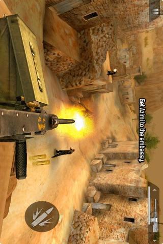 现代战争 2: 黑色飞马 Galaxy S专版截图3