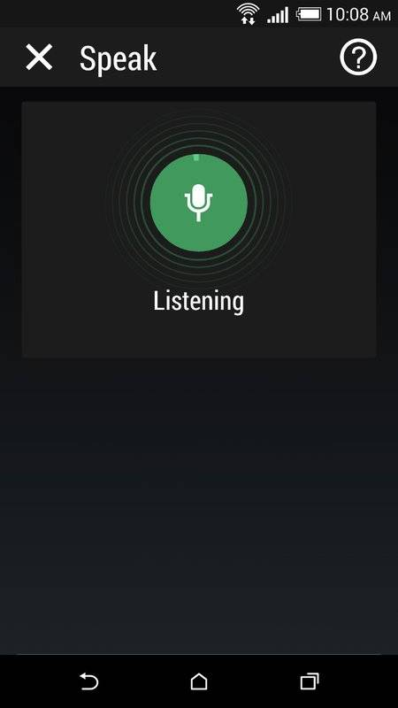 HTC 语音助手