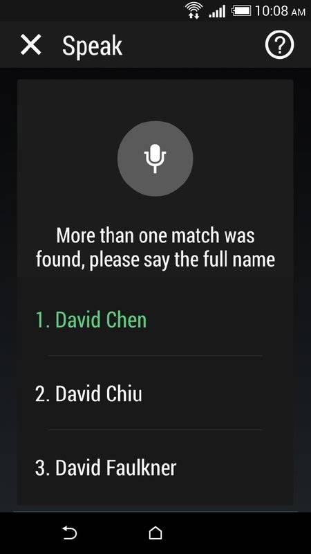 HTC 语音助手截图2