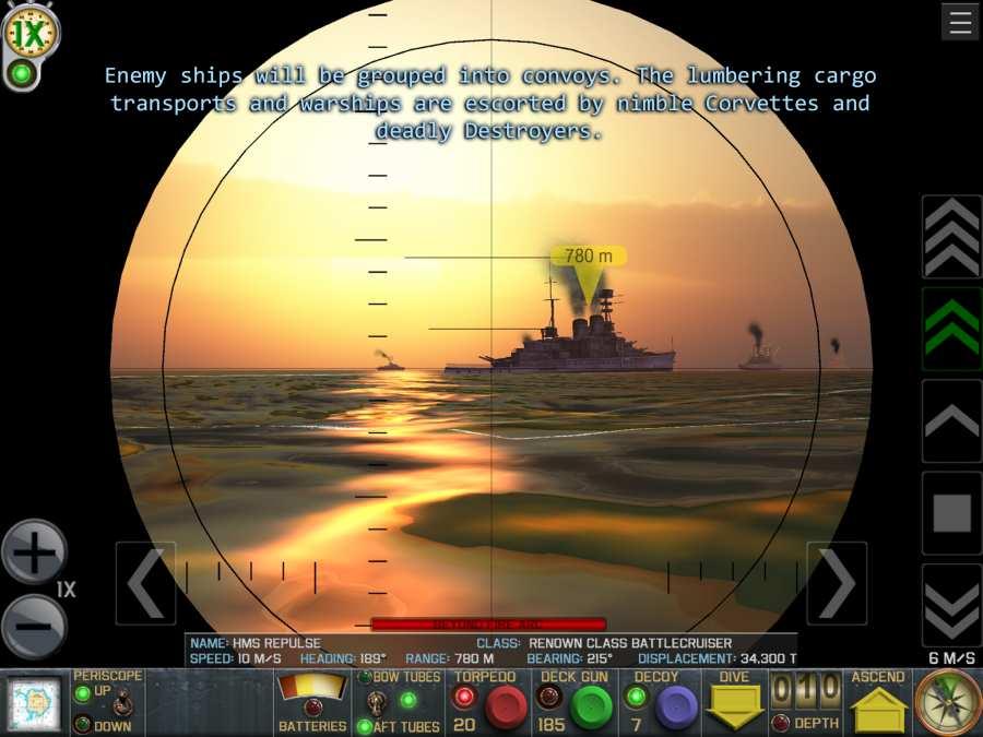 深海追击截图0