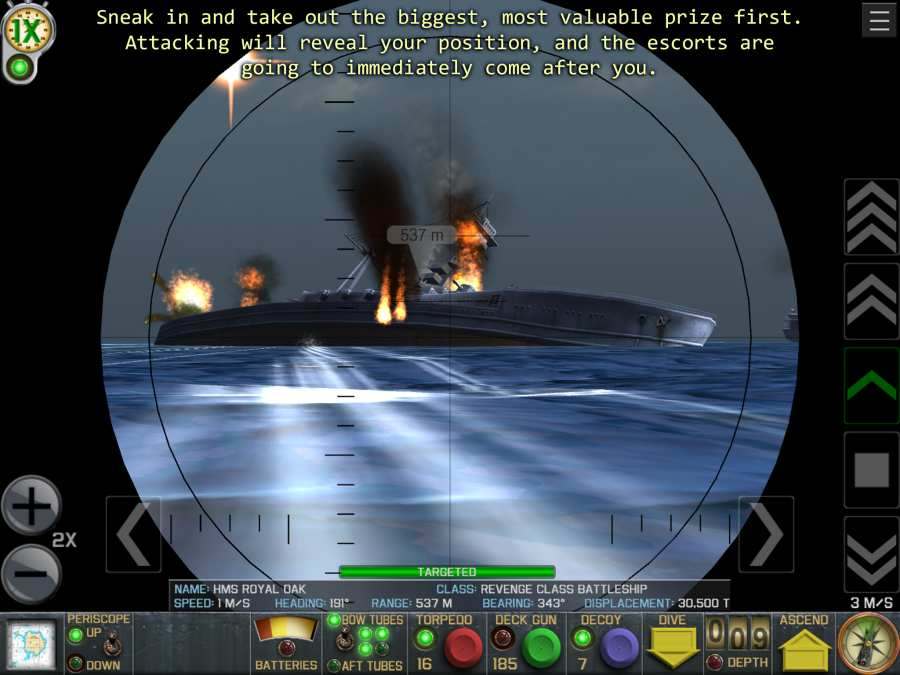 深海追击截图1