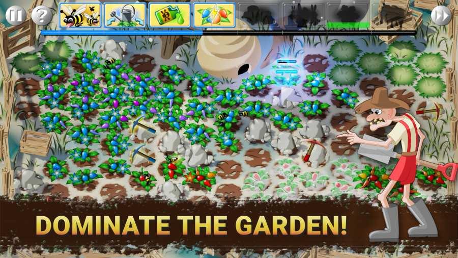 花园战争截图0