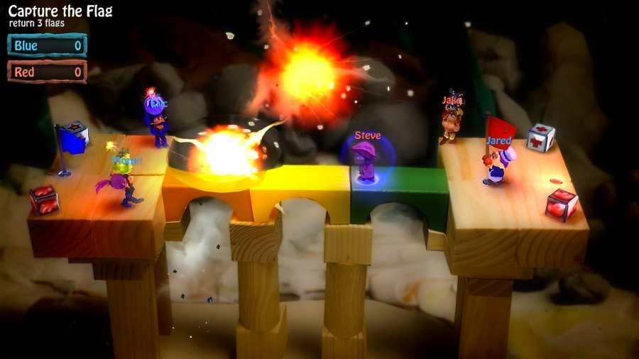 炸弹小分队 VR版