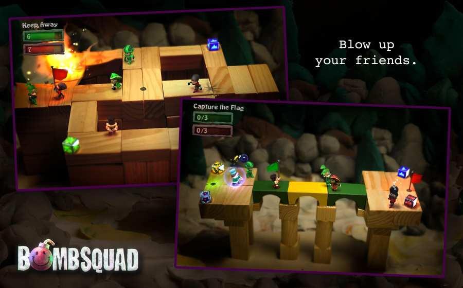 炸弹小分队 VR版截图1