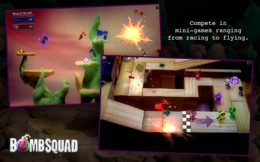 炸弹小分队 VR版截图2