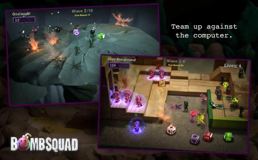炸弹小分队 VR版截图4