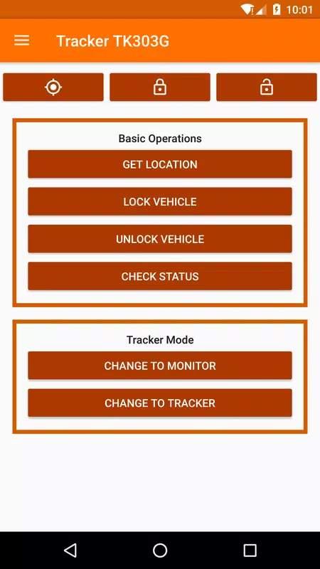 Coban Tracker TK303 Comandos截图1