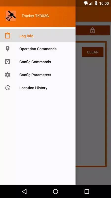 Coban Tracker TK303 Comandos截图2