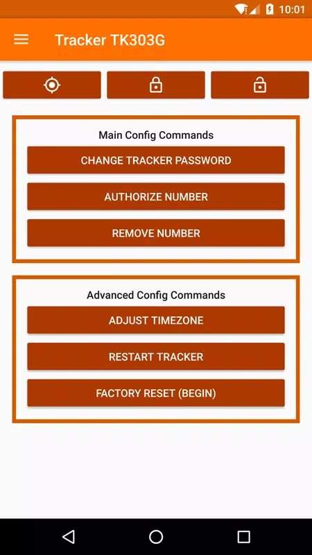 Coban Tracker TK303 Comandos截图3