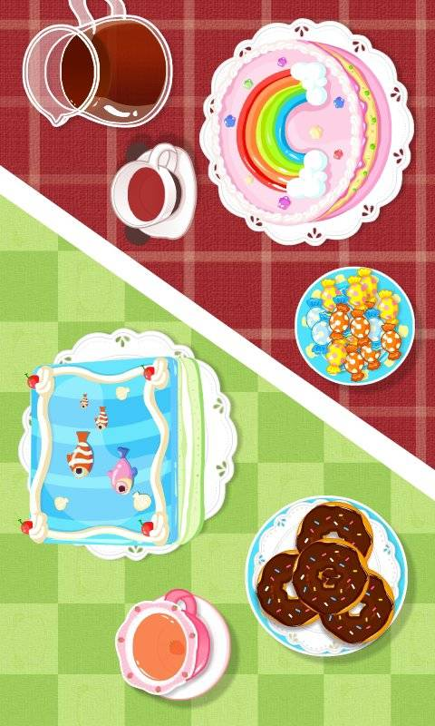 宝宝生日派对截图1