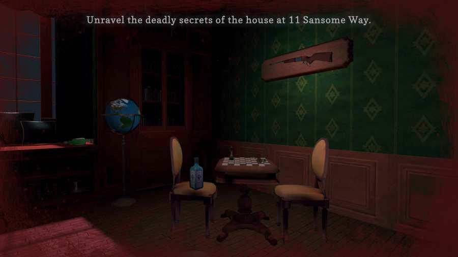 恐怖姐妹VR 第二章截图0
