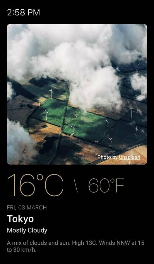 今日天气截图0