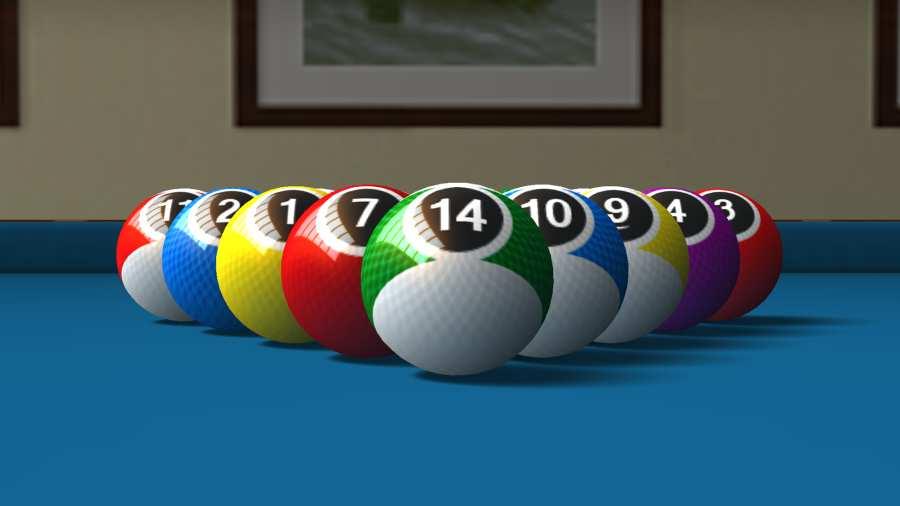 3D桌球截图0