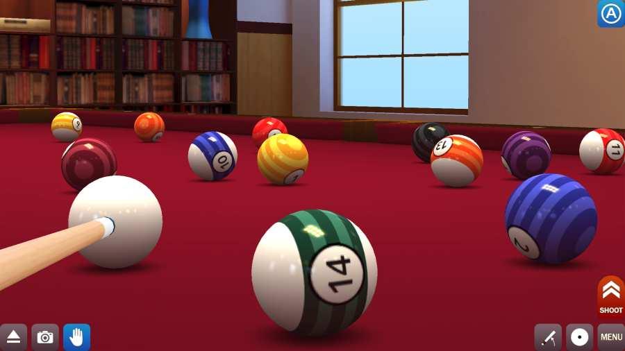 3D桌球截图2