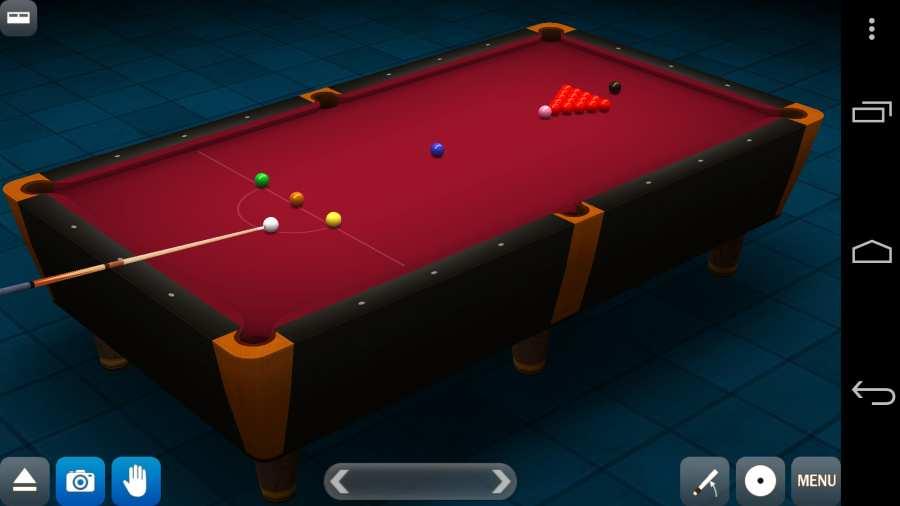 3D桌球截图4