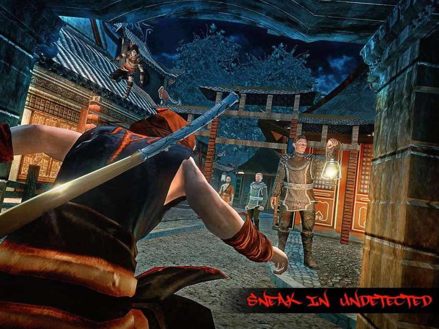 忍者战争英雄生存截图6