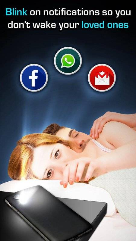 Flash Alerts LED - Call, SMS截图2
