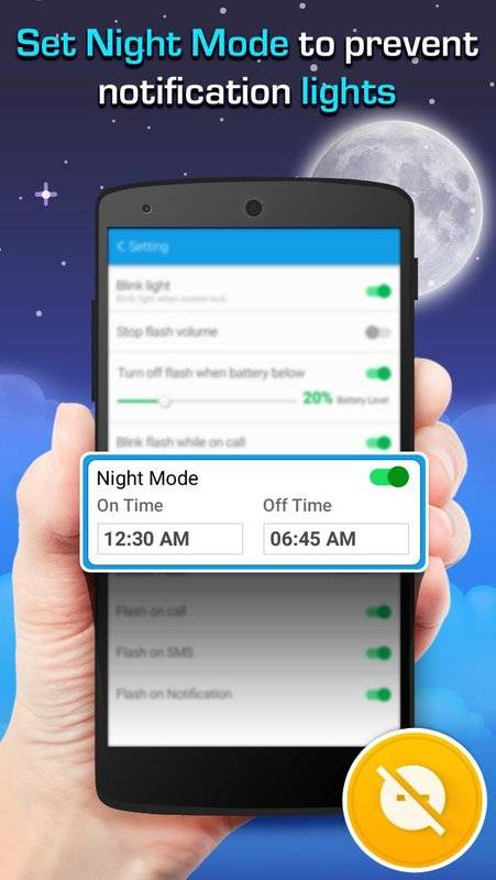 Flash Alerts LED - Call, SMS截图3
