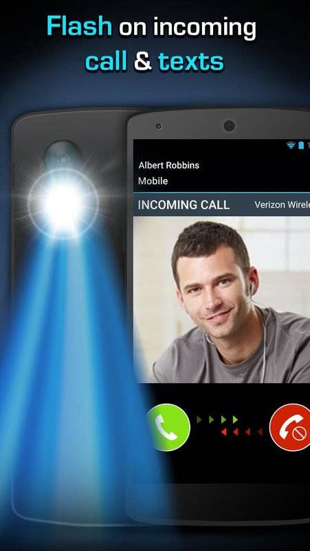 Flash Alerts LED - Call, SMS截图5