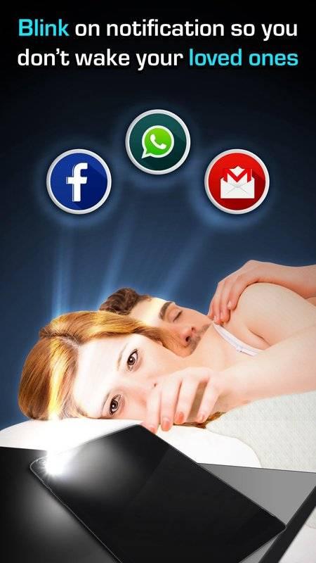 Flash Alerts LED - Call, SMS截图6