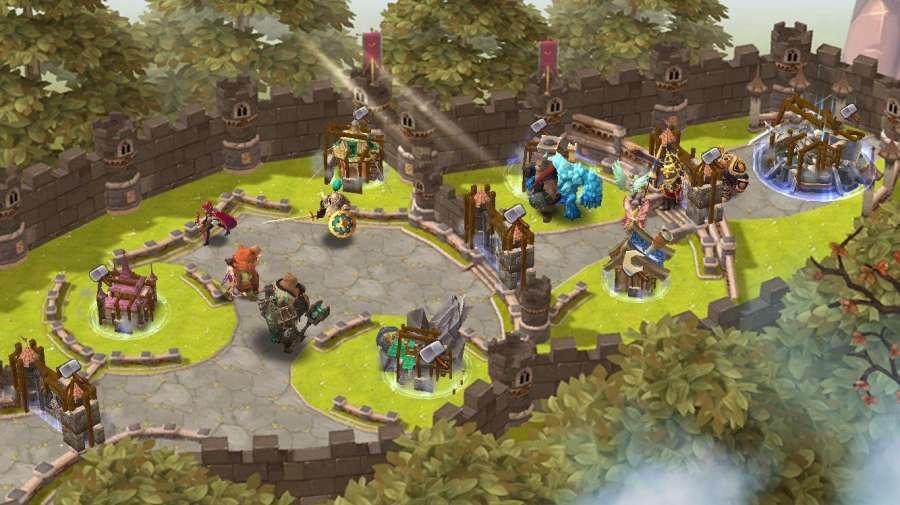 HOPE Online -城攻めアクションRPG-截图0